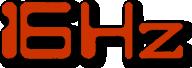 Grupės 16Hz internetetinė svetainė